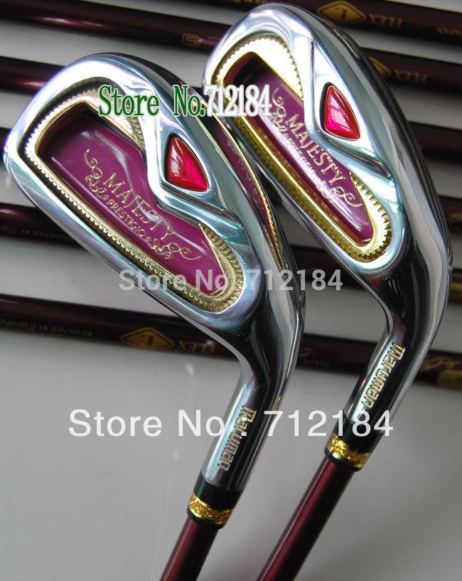 клюшка для гольфа Maruman Prestigio 4/9.p, SGraphite headcovers EMS Majesty Prestigio клюшка для гольфа 2014 sldr 15 19 bb5r headcovers ems