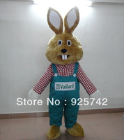 Bugs Bunny show props Mascot costume performance wear mascot Include shoes and gloves Looney Tunes anime clothes Free Shiping