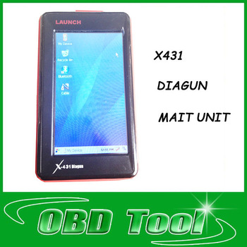 2013 Launch X431 Diagun Professional Car Diagnostic Tool X-431 Diagun Main Unit without Battery x 431 Diagun PDA