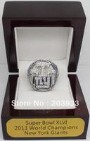 2011 Super Bowl XLVI New York Giants Championship Ring, custom championship ring, class ring, sport ring, free shipping