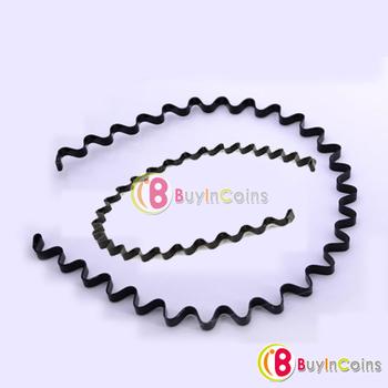 Trendy Cute Stylish Wave Headband Hair Band Black Women[5804|01|01]
