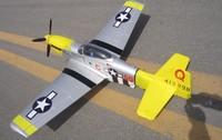 Radios Airplane P51D remote control plane 6CH RC model plane RTF EPO hobby model airplanes electronic aeromodelling plane toys