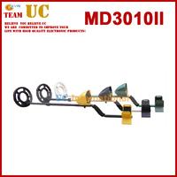 Metal Detector MD3010II Hot Sale Gold Metal Detector High Sensitivity Underground Metal Detecto Free Shipping