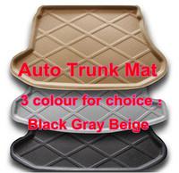 For Mitsubishi ASX Cargo Liner - Cargo Mat - Cargo Tray - Rubber Foam Trunk Floor 2009-2012