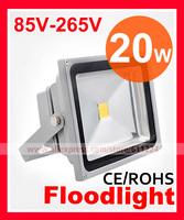 10W,20W,30W,50W Flood light  Waterproof IP65 AC85-265V  Warm White/Cool White LED Floodlight Outdoor Lamp Retail & Wholesale