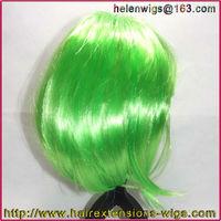 Fashion Bob Style Ladies Short Straight party wigs Fancy Dress Wig light pink lot