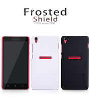NILLKIN super frosted shield case for lenovo S850 free shipping with screen protector
