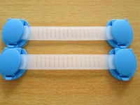 Free Shipping New 30pcs/lot Door Drawers  Kids Baby Safety Plastic Lock For Toddler Child safety locks