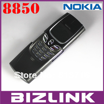 Original Nokia 8850 unlocked GSM mobile phone Support Russian Polish Hebrew menu multi languages! Free shipping