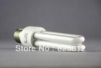 Big Eye E27 15W energy saving light 2U type blue color CFL