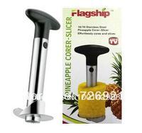Hot Sale Stainless Steel Pineapple Easy Slicers Fruit Cutter Corer Knife Peeler Kitchen Knives