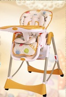 2014 mom's lovely baby's Authentic multi-functional high-grade children eat chair/baby chairs/baby to eat eat chair