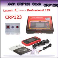 PROMOTION  2014 LAUNCH Creader Professional CRP123 Original Auto Code Reader Scanner CRP 123 Internet Update