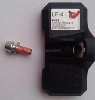 Orange tire pressure monitor wireless 409s screws sensor