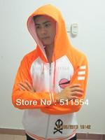 Katekyo Hitman Reborn! costume cosplay Vongola Sawada Tsunayoshi Tsuna hoodie sportwear coat M L XL