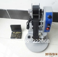 Manual date Coder ,Hot Stamp coder,ribbon coding machine with gift