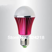 HOT SALE! 10W Dimmable led smd 5630 10led bubble lamp ,e27/led bulb light AC85-265V ball bulb CE&ROHS Aluminum ,Free shipping