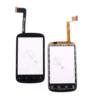 Original New Digitizer A310 touch For HTC A310e touch screen black  MOQ 100 pcs/lot free shipping FEDEX 3-7days