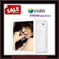 Yuandao/vido N90 FHDRK RK3188 Quad Core 1.8GHz 9.7inch Retina Screen 2048x1536 Android 4.1 2GB RAM 16GB Tablet PC / Anna