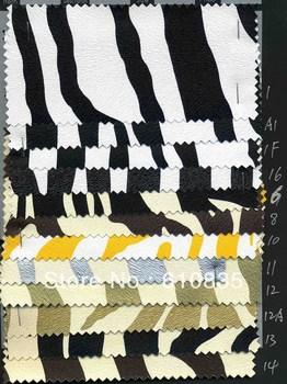 Soft leather lining/zebra BaoGe/decorative  semi PU leather/DIY, luggage sofa