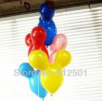 """50pcs/lot 12""""5g/pcs Mickey head latex balloons Mickey Mouse Shape Latex Balloons Animal Balloon Party Birthday Decorations toy"""