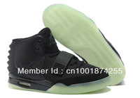 Free shipping Cheap Best Basketball Shoes Air Yeezy2 men's Athletic Shoe Discount foamposite shoes Size:41-47
