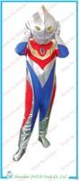 Newest Ultraman Mascot Cartoon Costume Popular Mascot Costume Plush Fur Mascot Costume Free Shipping