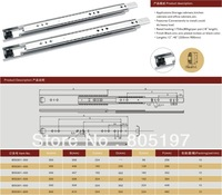 BULK ORDER ONLY Full extension Ball bearing drawer slides FOR SHOW ONLY 20""