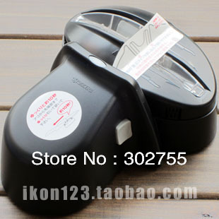 Electric Diamond Sharpener,100% Original Brand Japan Kyocera DS-50 Electric Diamond Knife Sharpener for Ceramic and Steel Knife.(China (Mainland))