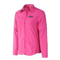 BOTACK BRAND Detachable sleeve Quick dry women's leisure shirt, long sleeve shirt, short sleeve shirt LMT3-5101