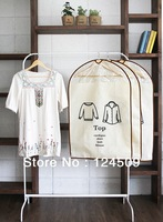 3 pcs/lot,  suit cover, garment bag free shipping