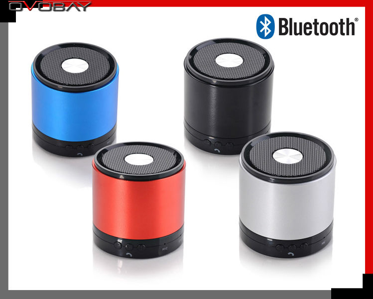 Fedex Shipping Bluetooth Stereo Wireless Bluetooth speaker stylish portable gift to share Direct from Factory(China (Mainland))