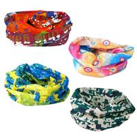 Wholesale 12pcs/lot  ($1.74/piece) Retail packaging Multifunctional  headwear bandana hairnode free shipping Number 101-118