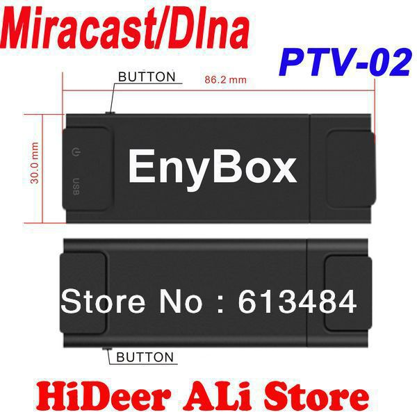 Miracast Dlan WIFI DISPLAY All Share Cast Wifi Display Dongle PTV-02 for Nexus 4, Samsung S3 S4 Note 2 Push to TV big Screen(China (Mainland))