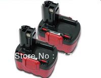 TWO BATTERIES For BOSCH 14.4V Power Tool BAT038 BAT040 BAT041 BAT140 BATTERY X 2