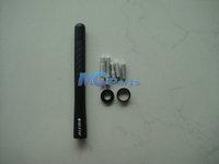 Nismo For Nissan Carbon Antenna Fiber Black Short maxima X-Trail Altima 350z gtr