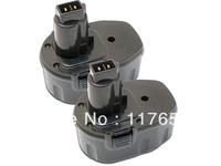 14.4v 3000mAh NiMh Power Tool Battery for Dewalt DW9091 DW9094 DC9091 DE9038 DE9091 DE9092 DE9094 DE9502