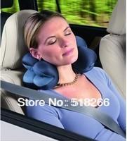Free Shipping as seen on tv Total Pillow Amazing Versatile Neck Massage Plum Flower Pillow