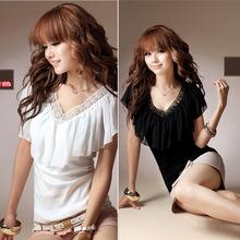popular white cotton blouse
