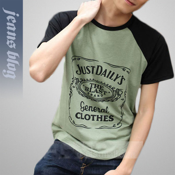 Casual Dress Brand Shirt Men T Shirt 2013 Men's T-Shirt Clothes Men Active Dress Compression Sports Wear Buy Clothing JM1153(China (Mainland))