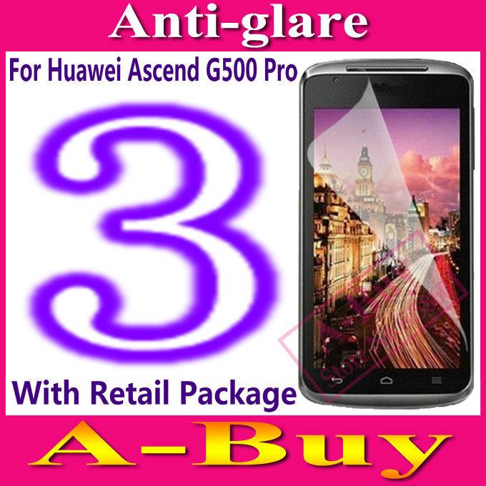 Защитная пленка для мобильных телефонов Huawei Ascend G500 U8836D,  3 защитная пленка partner для huawei ascend mate2