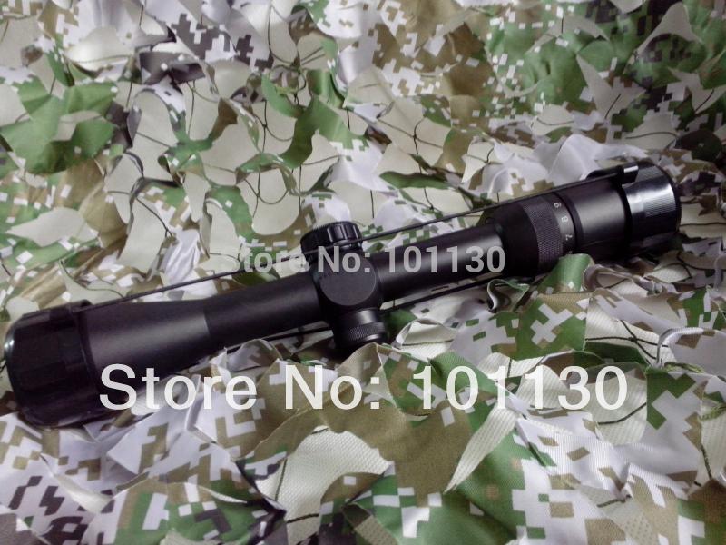 Винтовочный оптический прицел Srate 3/9 X 40 3-9x40SE2
