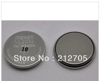 FREE SHIPPING New 10pcs Ml 2032 ml2032 3v button charge motherboard battery