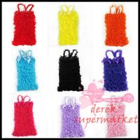 free shipping 2013hottestt  children girls chiffon ruffle tops for  tutu pettiskirt , girls petti top