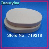 100PCS/lot Free Shipping Soft Facial Face Sponge Makeup Cosmetic Powder Puff