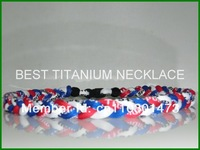Germanium Titanium Health Energy Ion Sports Necklace