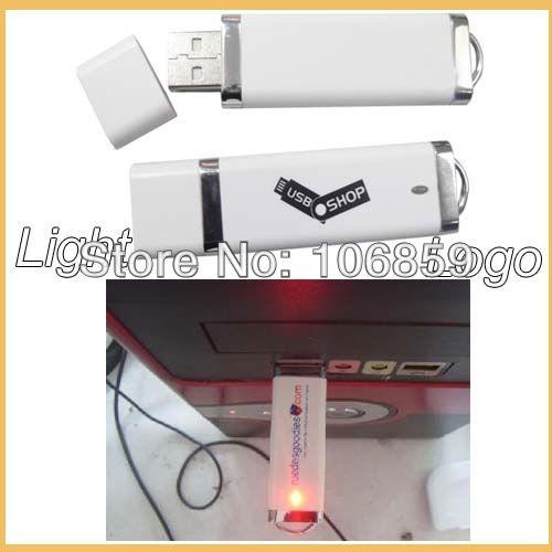 Free shipping Plastic cheap usb flash drive 4gb 8gb 16gb(China (Mainland))