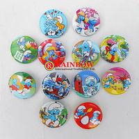 Wholesale NEW 48pcs/lot Cartoon Movie Badge pin 3cm Free Shipping
