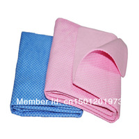 Free shipping(4pieces/lot)   pva ice towel  pva chill towel  pva sports cooling towel toalha 80*34