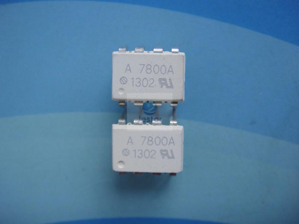 Интегральная микросхема A7800A hcpl/7800a A7800 HCPL7800A hcpl/7800 HP7800A AVAGO DIP8 10pcs/lot free shipping 40pcs lot rjp30e2 lcd tv plasma tube new original